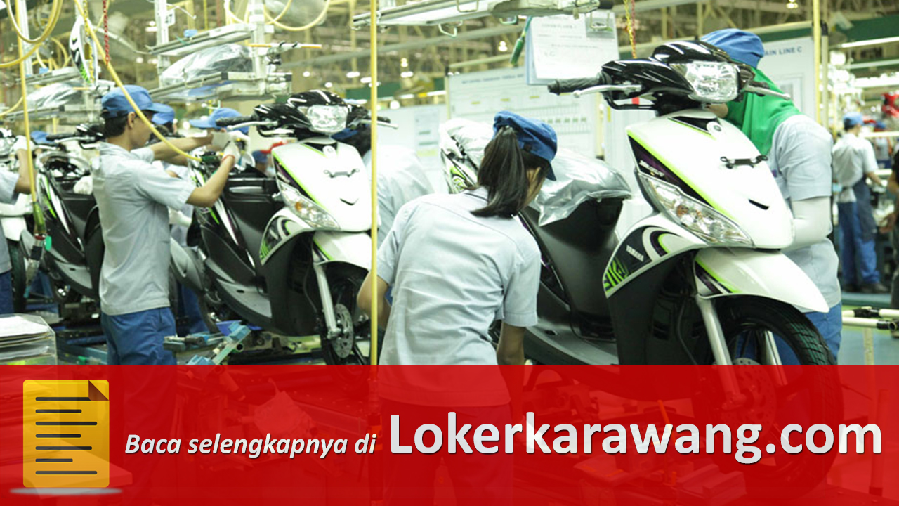 PT Yamaha Motor Manufacturing West Java