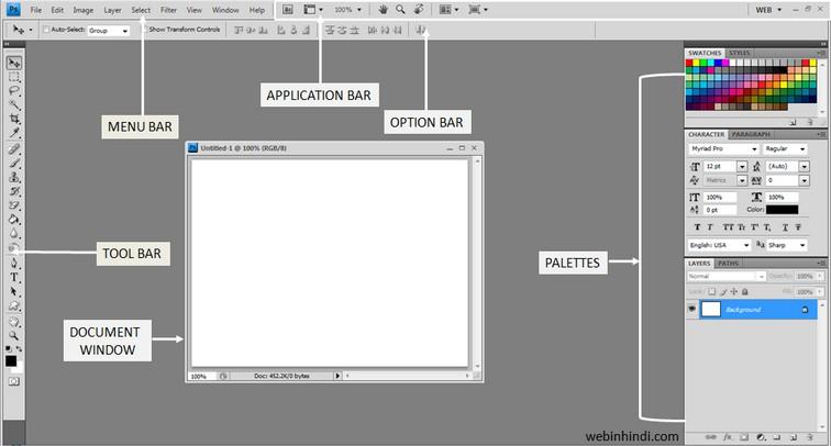 PS-interface-webinhindi