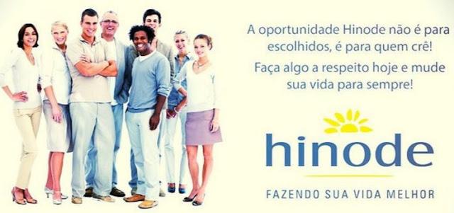 Novo Plano de Marketing Multinível Hinode 2016