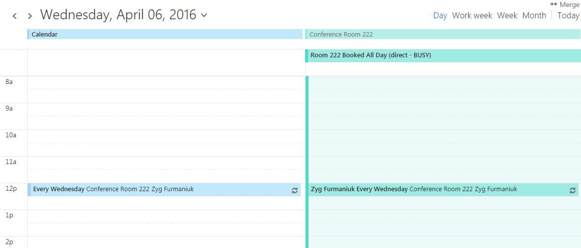 Sumatra's Calendar Server Blog: 2016
