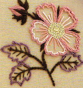 Bonitos patrones para bordar cositasconmesh for Como hacer alfombras en bordado chino