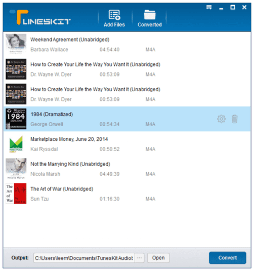 TunesKit AudioBook Converter 3.0.6.11