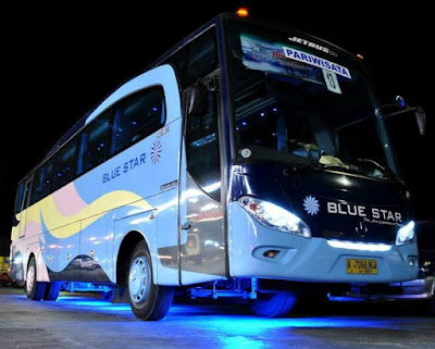 Bus Blue Star Elegan