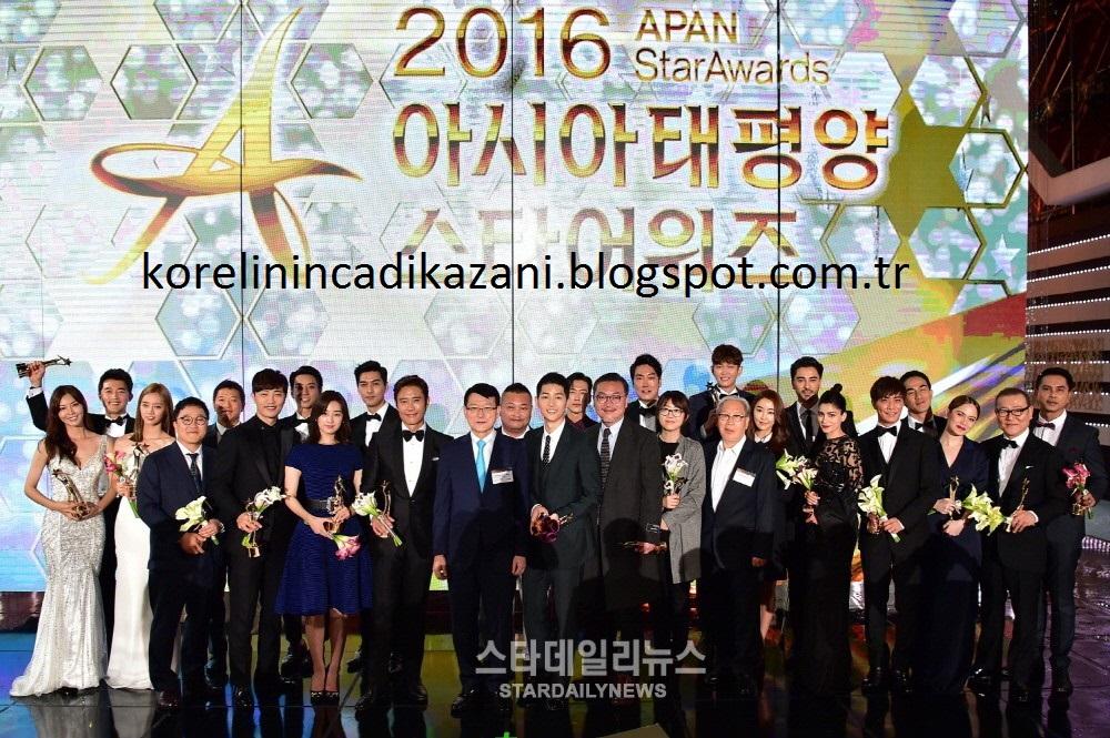 Seviyor Sevmiyor Dizisi Kore'de Ödül Aldı!