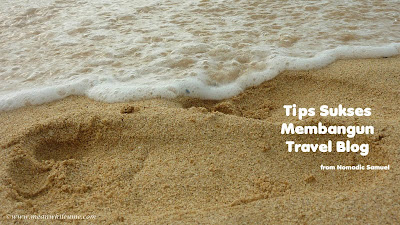 rahasia mengatasi masalah budget untuk jalan-jalan mebangun travel blog