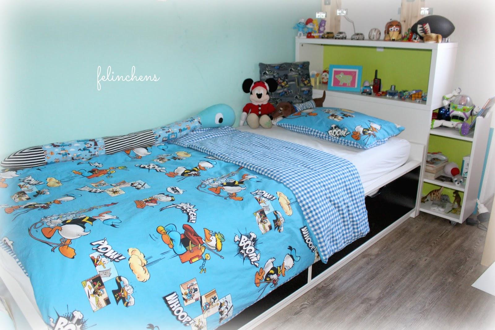 Felinchens Ducktales Oo Oo Eine Bettwäsche Zum Träumen