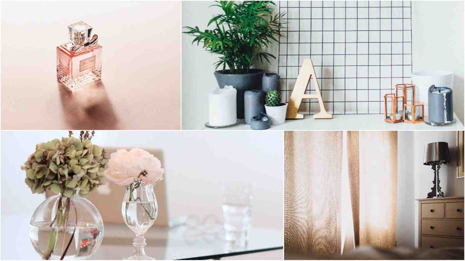 gold interiors and accessories