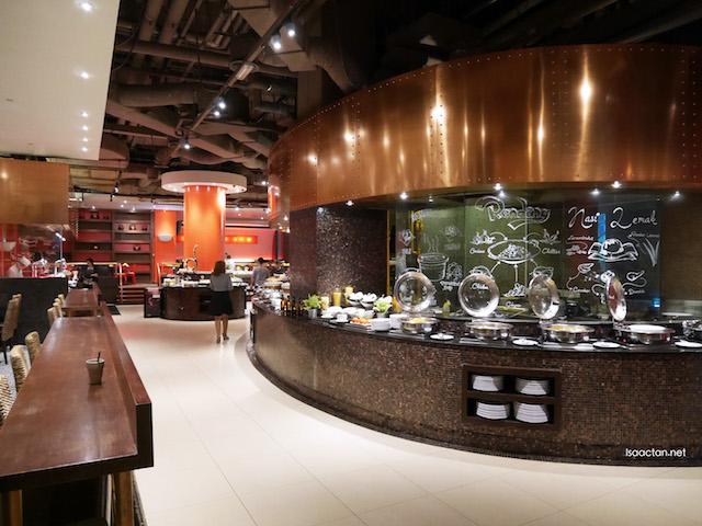 New TEMPTationS @ Renaissance Kuala Lumpur Hotel