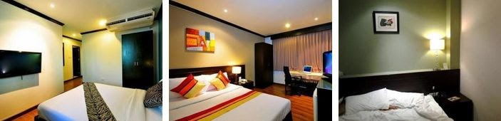 Maxim's Inn Hotel Bangkok