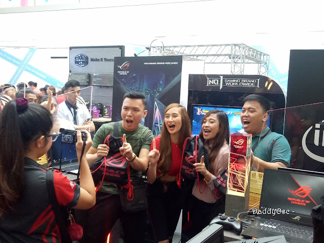 SM Cybermonth Free Gaming winners