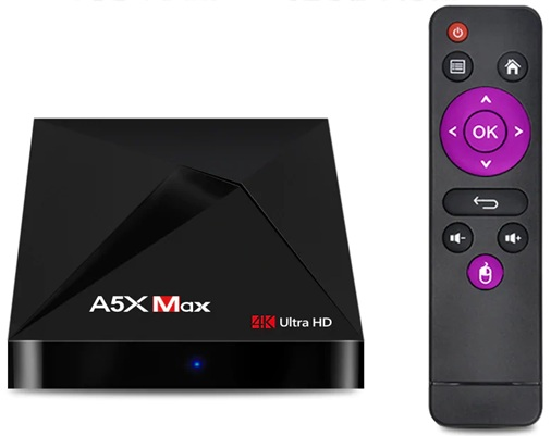 A5X Max: análisis