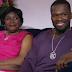 50 Cent compra corrente de ouro e diamantes com rosto da sua finada vó como pingente