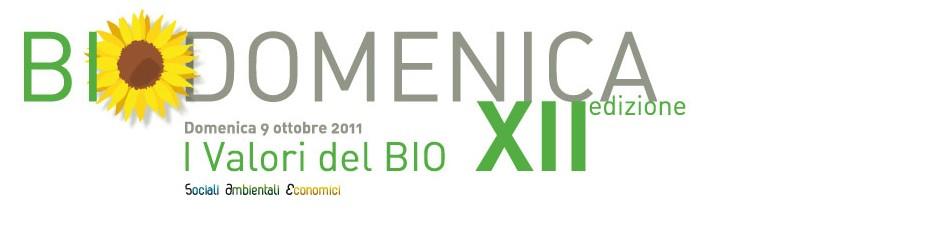 Biodomenica XII edizione