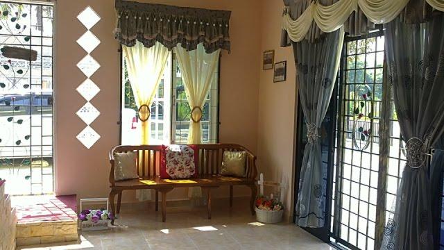 Dekorasi Rumah Kampung