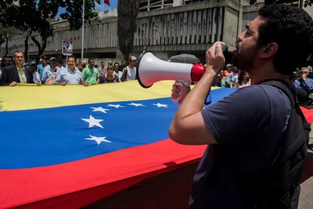 """En las empresas del Estado """"falta hasta el agua potable"""", protestan trabajadores"""