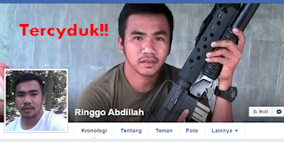 Sesumbar Gak akan Ditangkap Polisi karena Hina Presiden dan Kapolri, Facebooker Ini akhirnya.. TERCYDUK!!