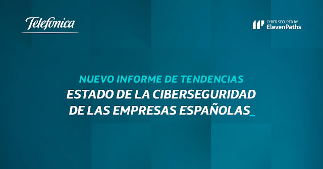 Imagen: Estado de la ciberseguridad en las empresas españolas