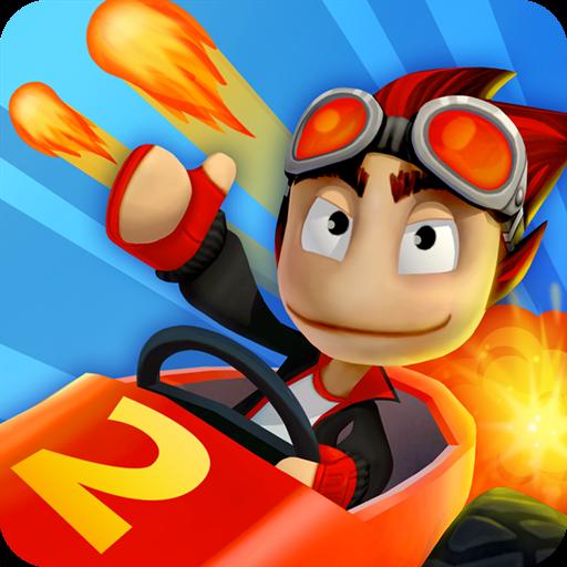 Beach Buggy Racing 2 v1.6.8 Apk Mod [Dinheiro Infinito]