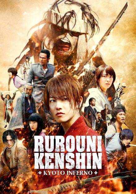 Sinopsis Rurouni Kenshin: Kyoto Inferno (2014) - Film Jepang