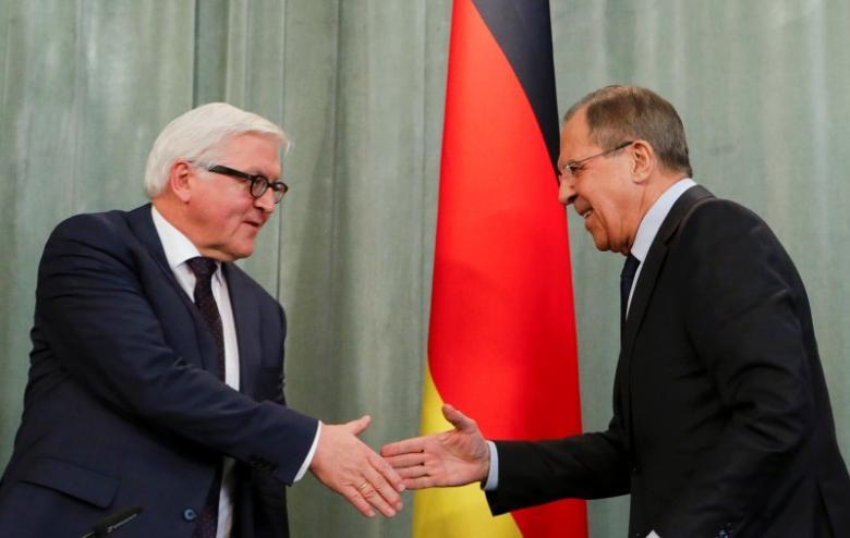 Lavrov and Steinmeier