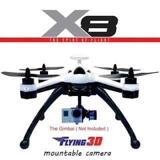 Kumpulan Drone 6 Axis Gyro Quadcopter dengan Harga dan Spesifikasi Terbaru
