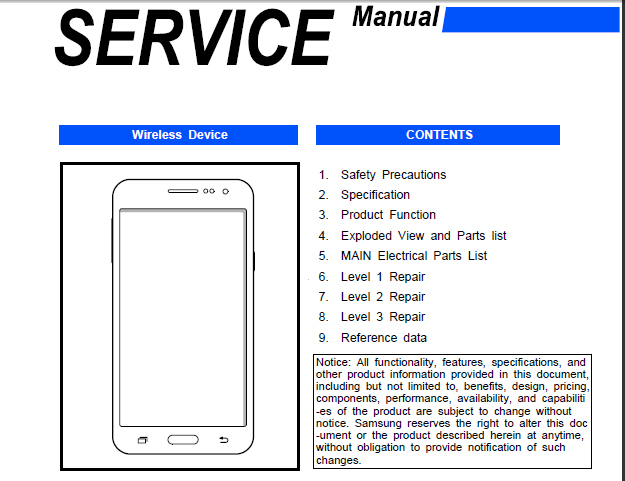Samsung Galaxy A3 Duos SM-A300H Service Manual - Download ... - photo#20