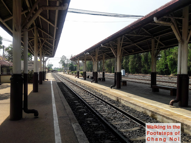 Train Stations in Thailand