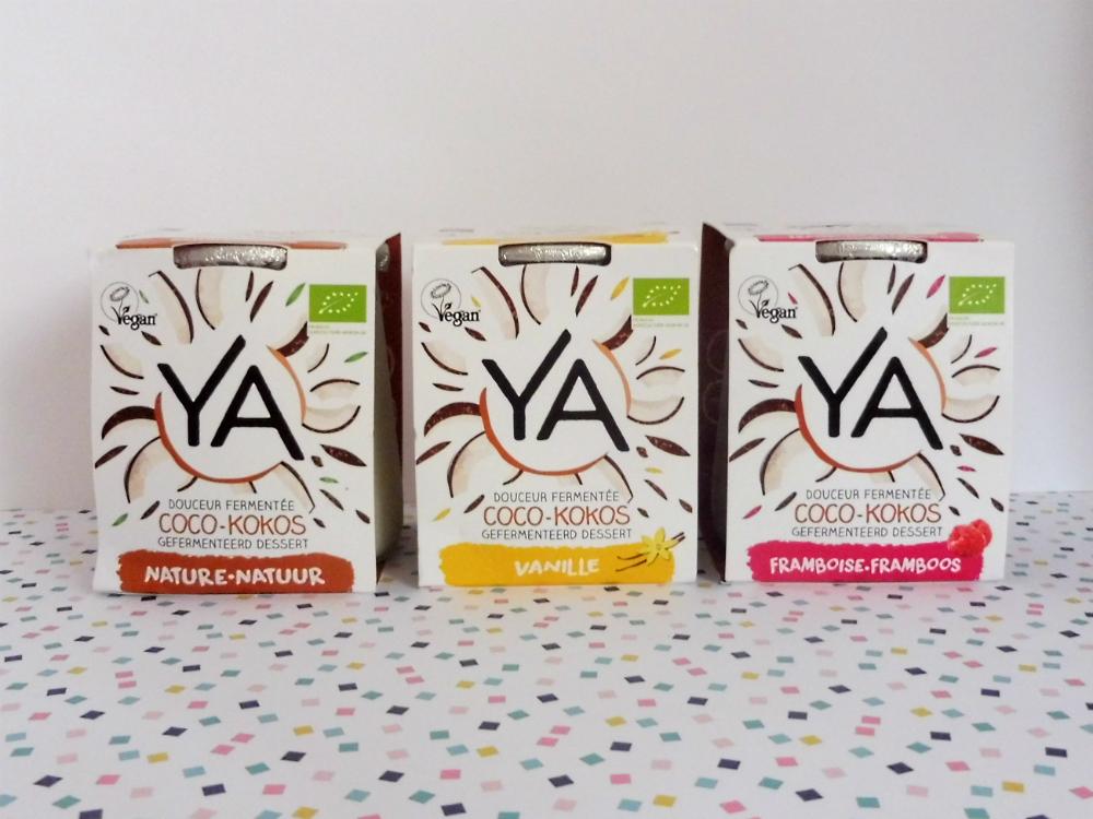 Test des desserts bio et vegan Ya - Par Lili LaRochelle à Bordeaux
