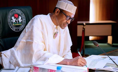 Protest In Senate Over Buhari's Withdrawal of $496m Without Approval