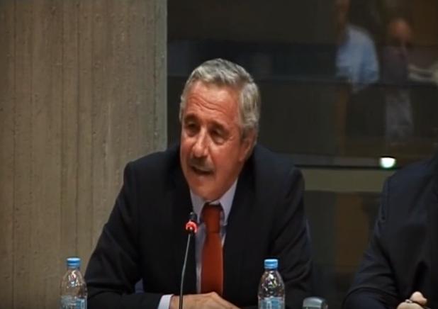 Ομιλία Γ. Μανιάτη στην παρουσίαση του βιβλίου του «Μεταρρυθμίσεις και Προοδευτικός Πατριωτισμός» (βίντεο)