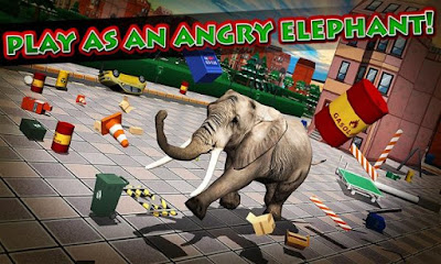 Ultimate Elephant Rampage 3D Apk-1