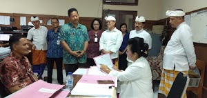 Bupati Mas Sumatri Sidak Ke Sejumlah Dinas Di Civic Centre