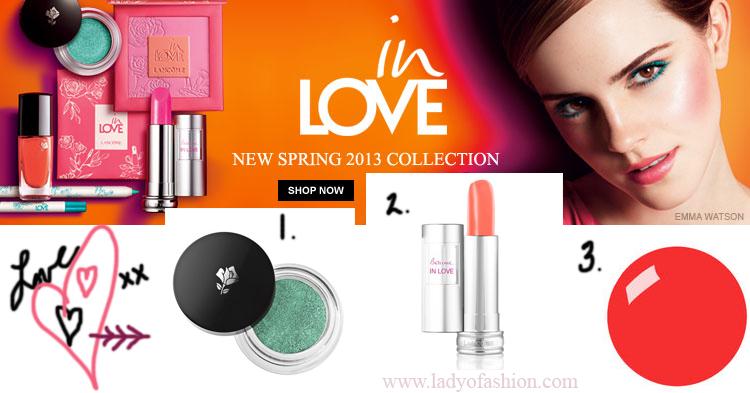 Lancome Makeup 2013 Trends