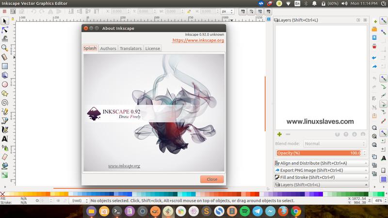 inkscape ubuntu