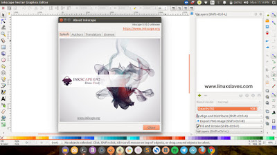 How to Update Inkscape 0.92 Ubuntu Linux