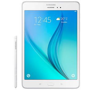 Spesifikasi Samsung Galaxy Tab A Wiht S Pen (8.0 LTE)