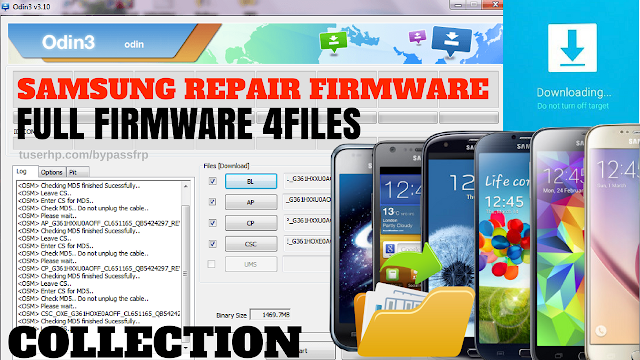 Galaxy 4file Firmware 100% Working  All problem solution