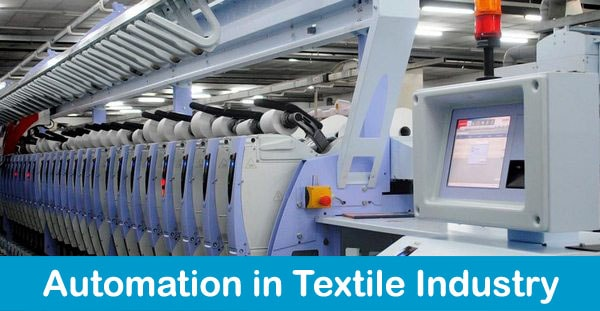 automation in textile industry