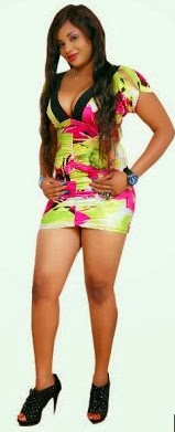 These Boobs Are One Of My Selling Point ––Nollywood Actress.