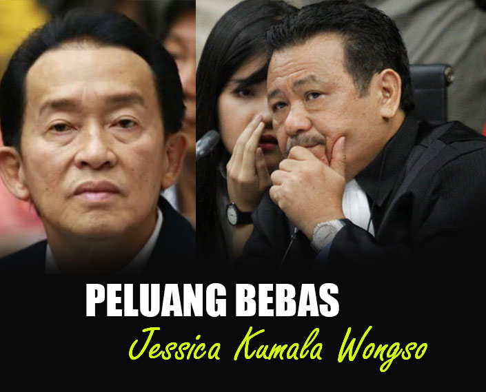 Jessica Kumala Wongso Berpeluang Bebas