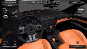 Car - Jeep Grand Cherokee SRT8 V 1.5
