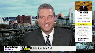 Pelosi Opponent Tim Ryan Says Democrats Must Focus on Economics