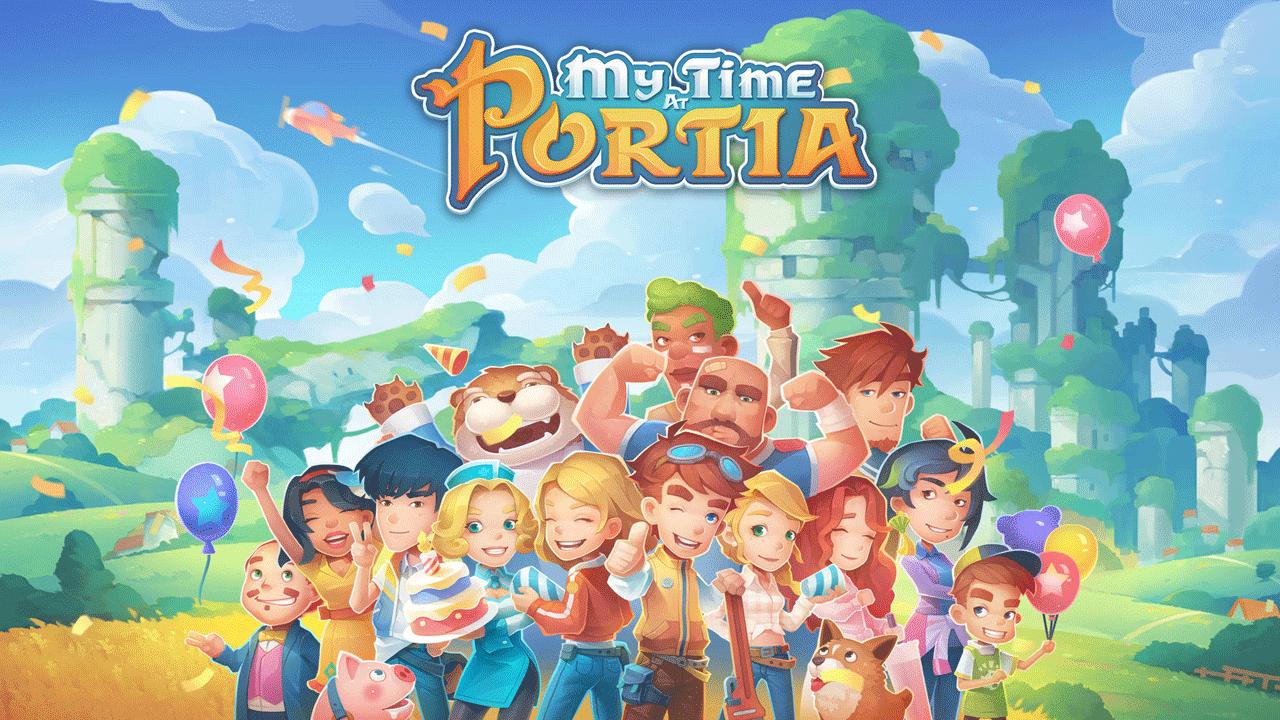 Link Tải Game My Time At Portia Miễn Phí
