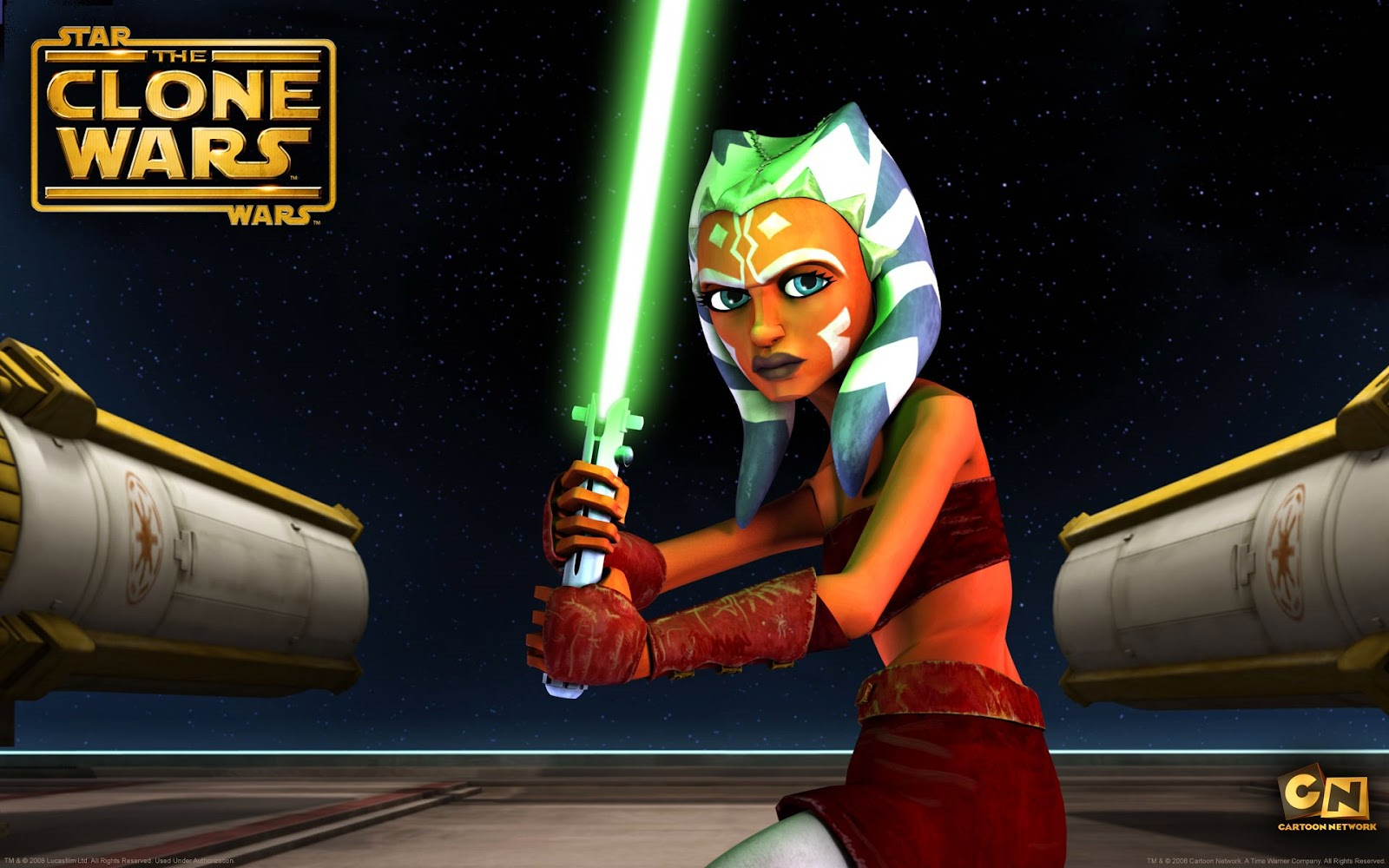 "She's Fantastic: Star Wars 6"" Black Series - AHSOKA TANO!"