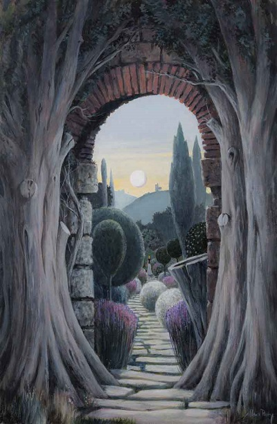 """The Path"" by Alan Parry - 2018 