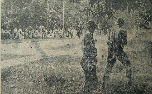 ေမာင္ေအာင္မြန္ – ကိုယ္ေတြ႕ 7 July 1962