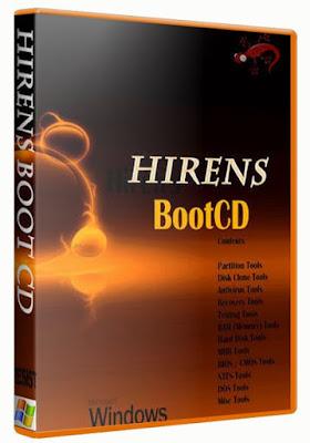 Hướng dẫn sử dụng hiren's boot cd toàn tập