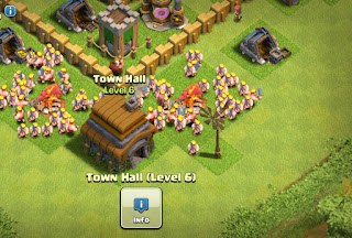 Town hall level