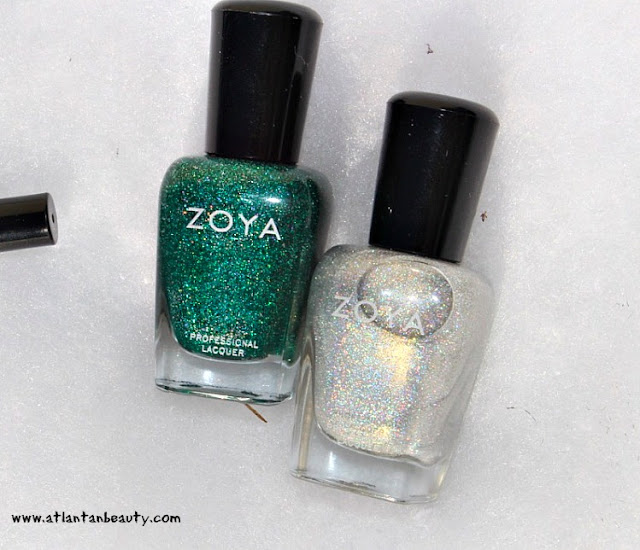 Zoya's Merida and Alicia