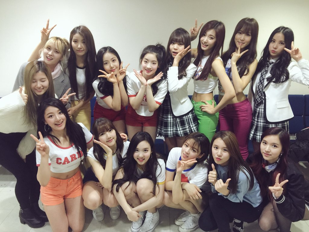 The 100 flawless 2016 k pop girl group tier list kpopular for Friend in japanese